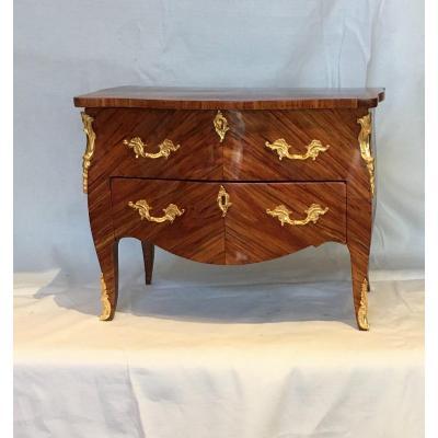 18th Century Master Commode