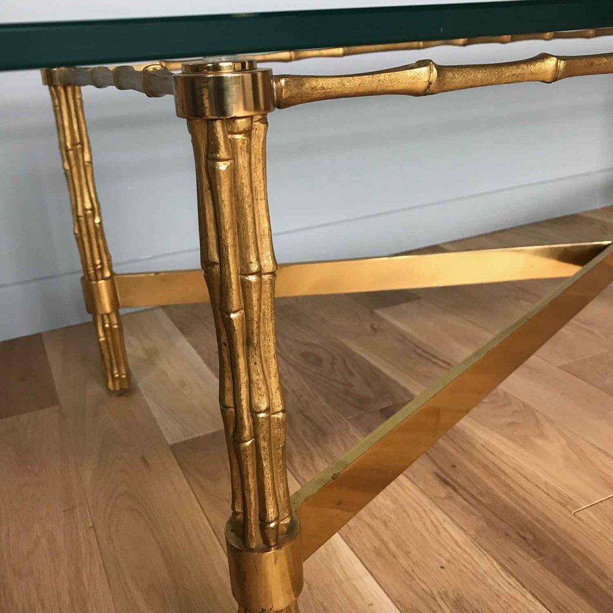 Table Basse Dans Le Goût De Bagues-photo-1