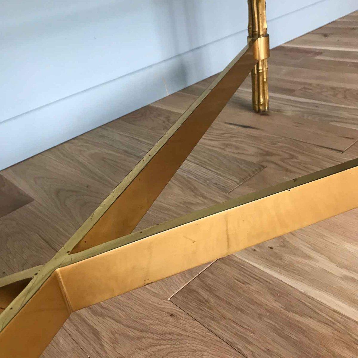 Table Basse Dans Le Goût De Bagues-photo-3