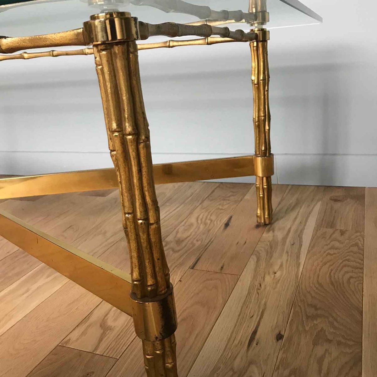 Table Basse Dans Le Goût De Bagues-photo-4