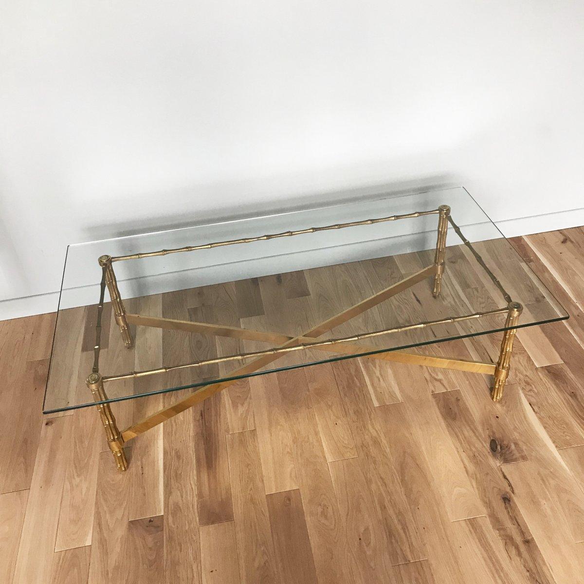 Table Basse Dans Le Goût De Bagues