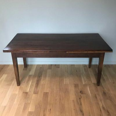 Old Extendable Table