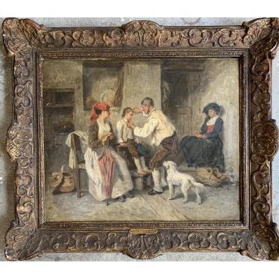 Alexandre Marie Guillemin (1817-1880) Bearn