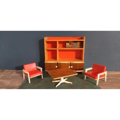 Doll's Furniture 60s