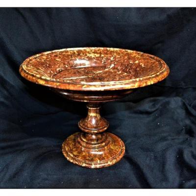 Renaissance Style Marble Cup