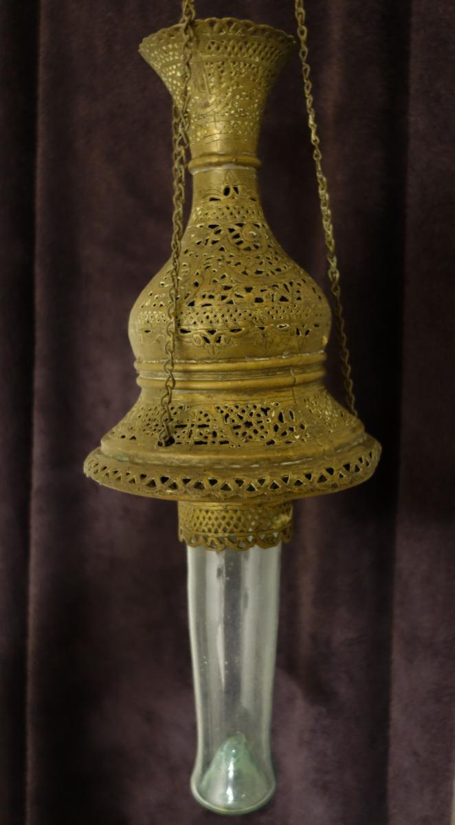 Lampe De Mosquée Début XXe
