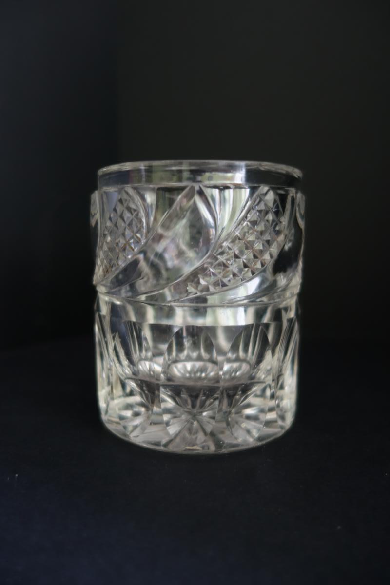 Gobelet Cristal époque Restauration
