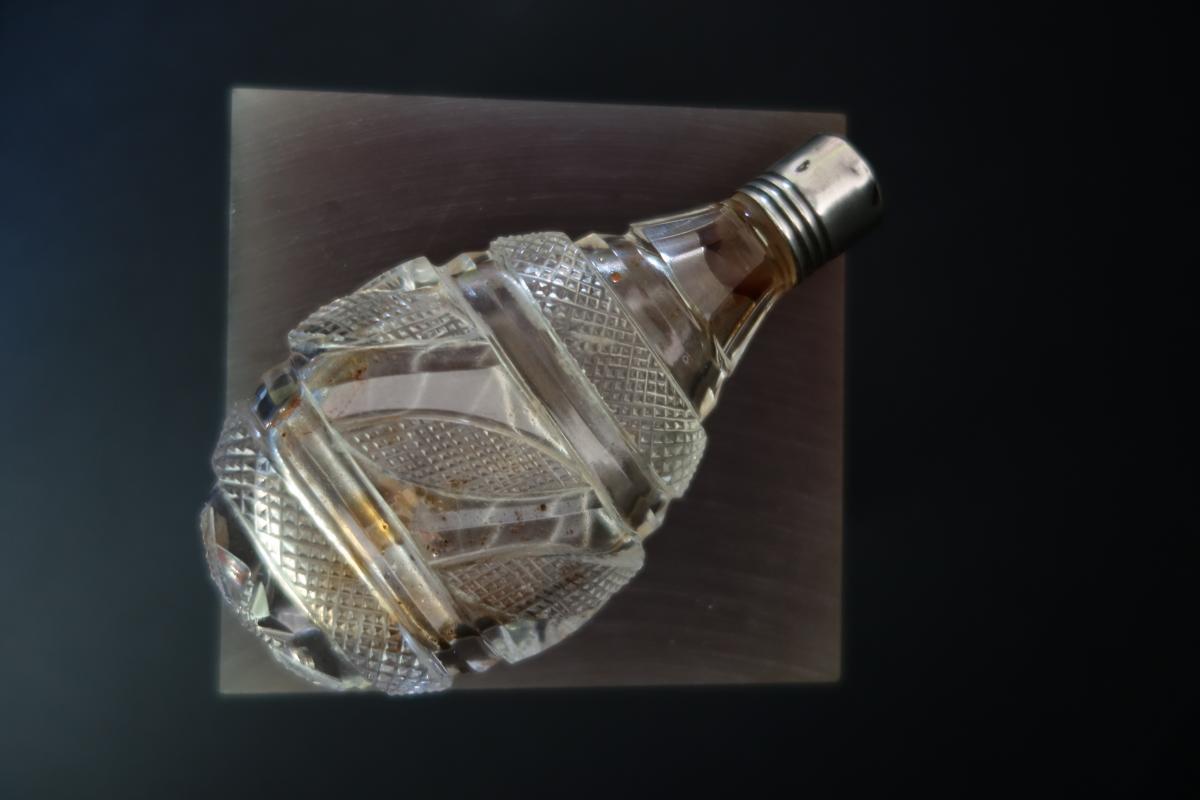 Flacon à Parfum époque Restauration