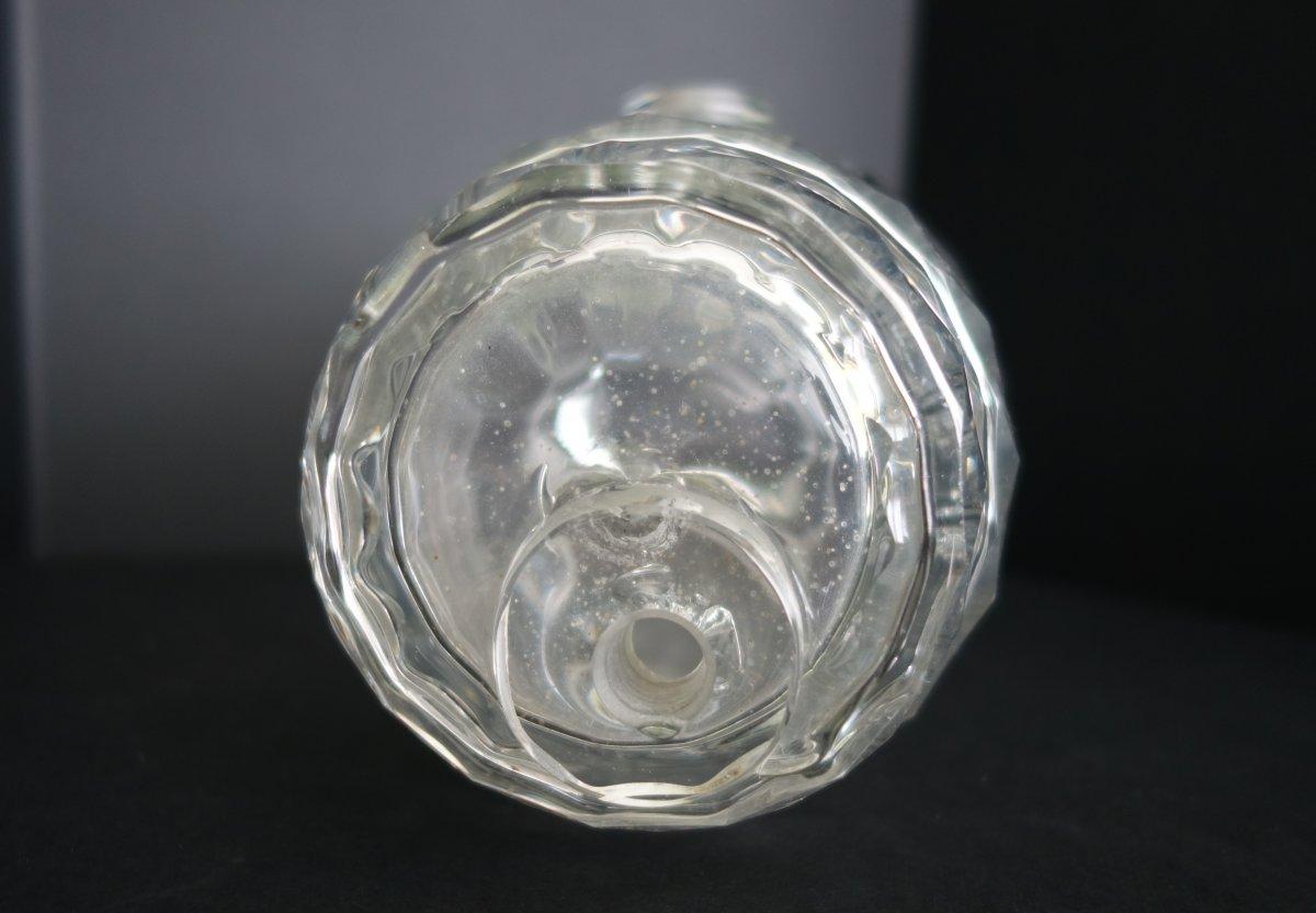 Baril à Alcool, Cristal époque Restauration-photo-1