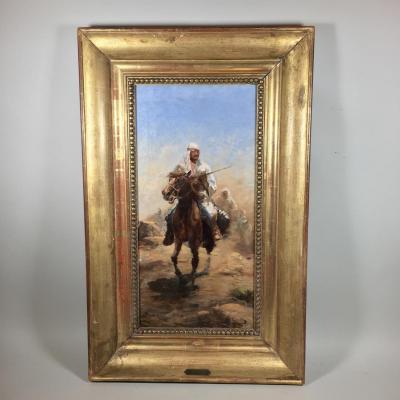 Cavaliers Arabes par M.G.Wywiorsky