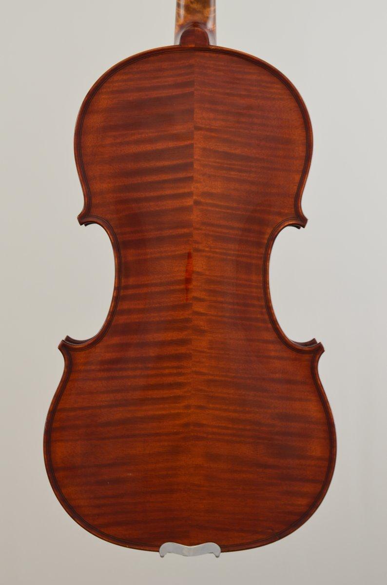 Violon De Charles Bovis à Nice 1943