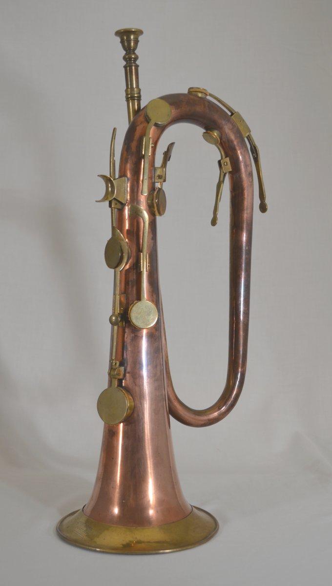 Bugle à Cles De Charles Pace à Londres