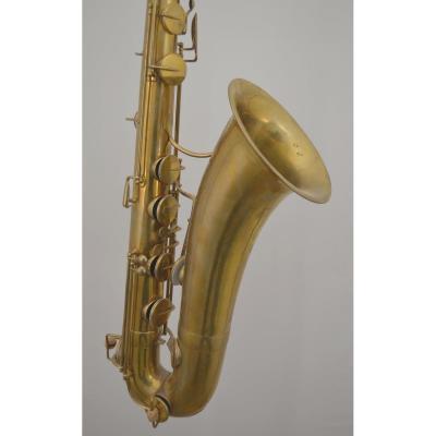 Saxophone Baryton d'Adolphe Sax