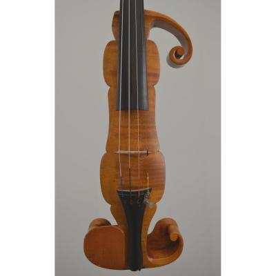 Violon Muet De Chanot & Chardon