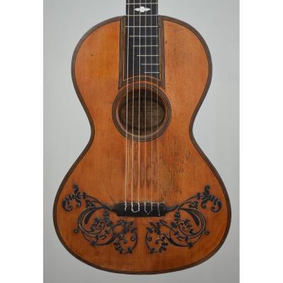 Guitare Romantique De Antonio Rovetta