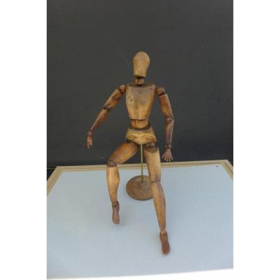 Mannequin d'Atelier Articulé 50 cm