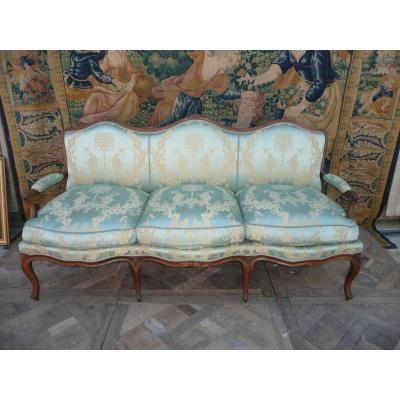Sofa Eventful Triple Evolution Louis XV