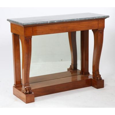 Jacob Stamped Console
