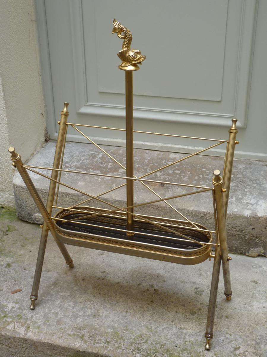 Porte-revues Au Dauphin, Vers 1950-1960