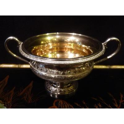 Cup Silver & Vermeil, London, Victorian