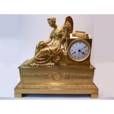 Thomire In Paris, Pendulum Fame, Empire Era