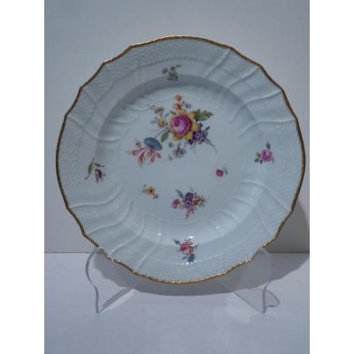 Plate, Berlin Porcelain Kpm