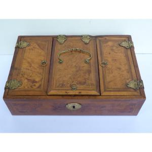 Louis XV Box With Compartments, 18th Century