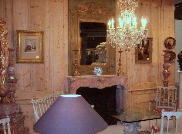 deschamps mat riaux anciens. Black Bedroom Furniture Sets. Home Design Ideas