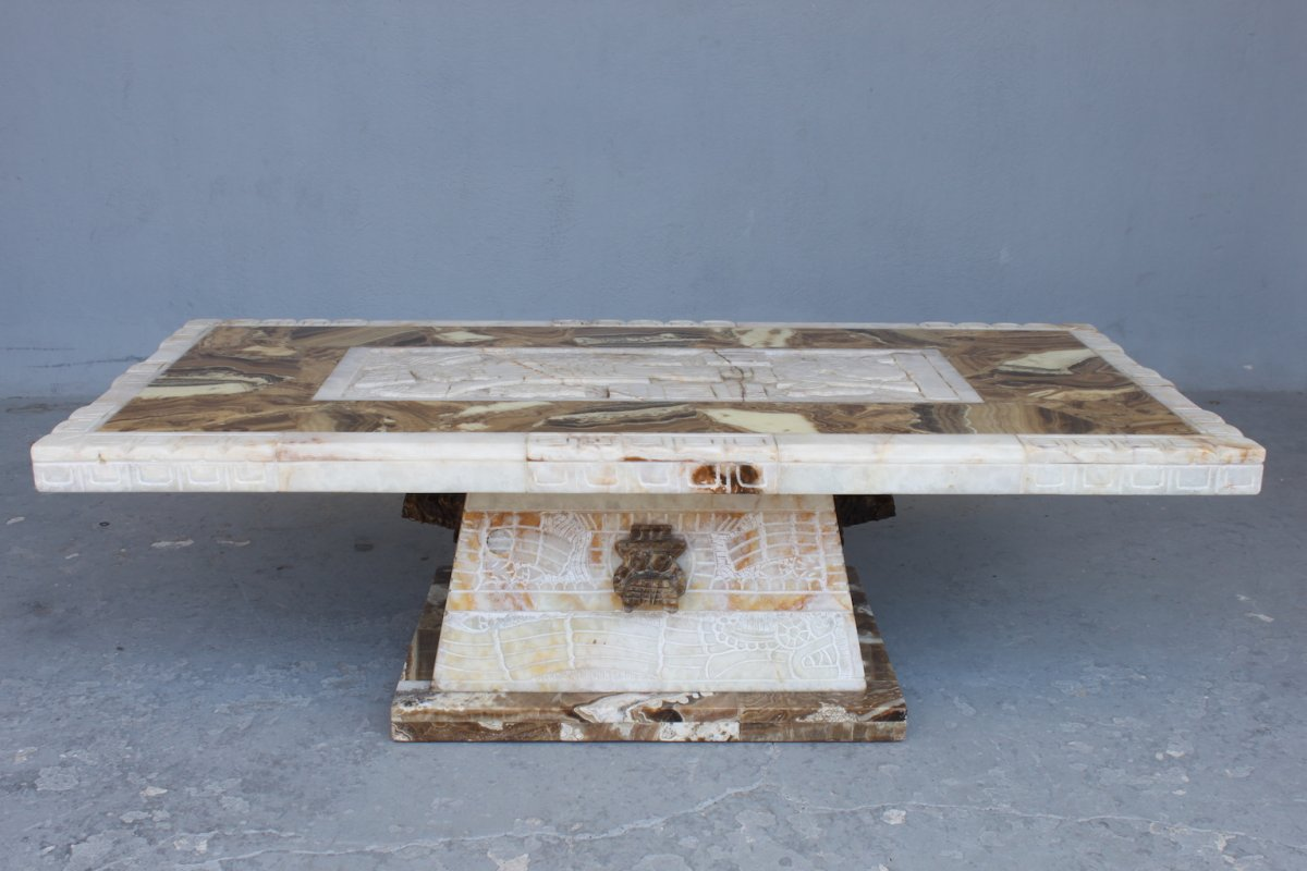 1930 Or 1940 Neo-inca Table