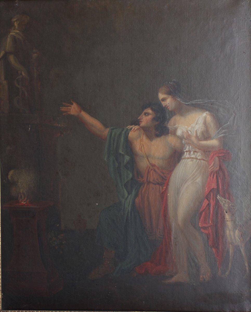 Tableau Néo-classique Epoque XIXème
