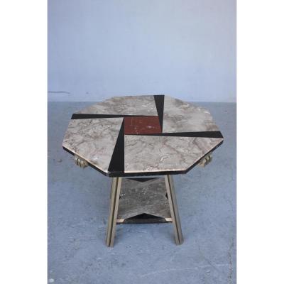 Table Moderniste Epoque Art Deco
