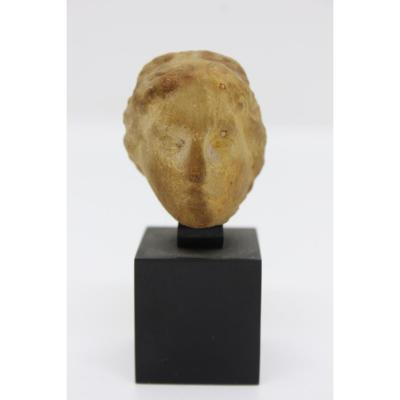 Roman Or Greek Marble Head