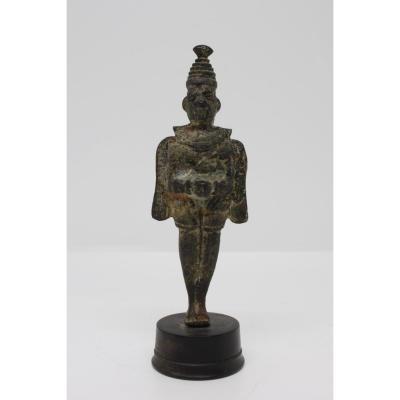 Hanuman God In Bronze