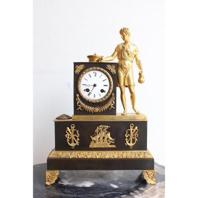 19th Century Navigator Clock