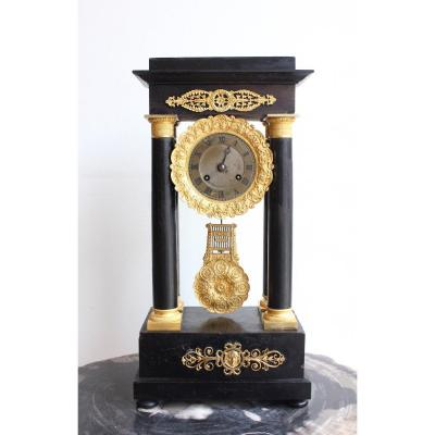 19th Century Column Clock