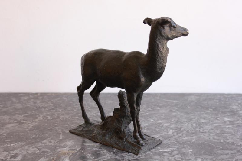 Bronze d'Epoque XIXème Non Signé-photo-4