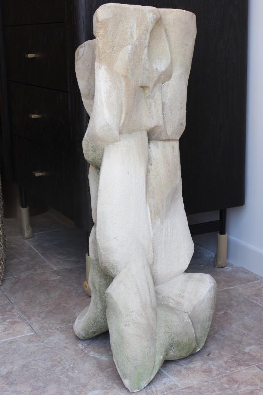 20th C. Stone Sculpture-photo-3