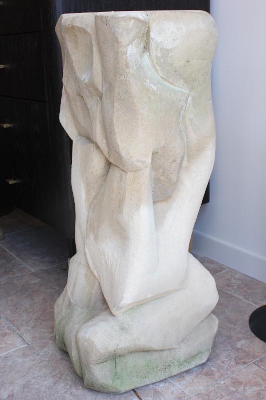 20th C. Stone Sculpture-photo-4