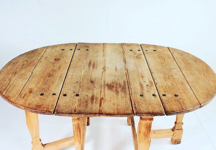 Table à Rabats 18ème Siècle-photo-3