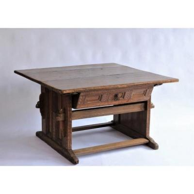 Magnificent 17th Century Changer Table