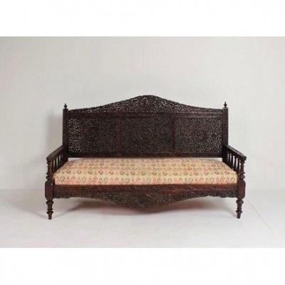 Indian Sofa Late 19th Century