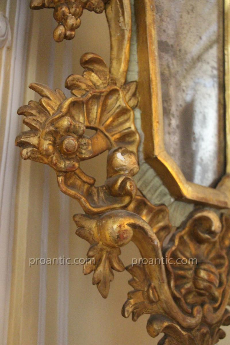 Glace Venise Fin XVIIIe Siècle-photo-2