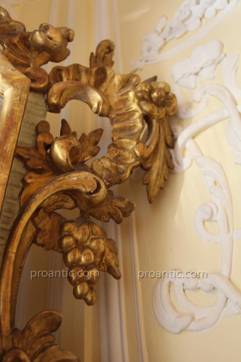 Glace Venise Fin XVIIIe Siècle-photo-3