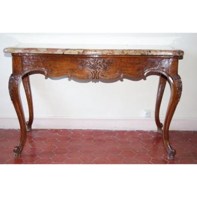 Table à gibier, provence, époque Louis XV, XVIIIe siècle
