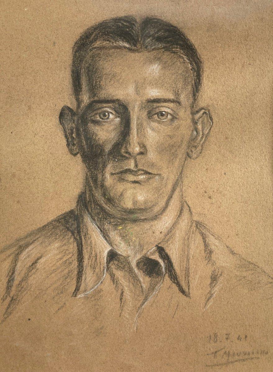Fernand Mauvoisin, 1941
