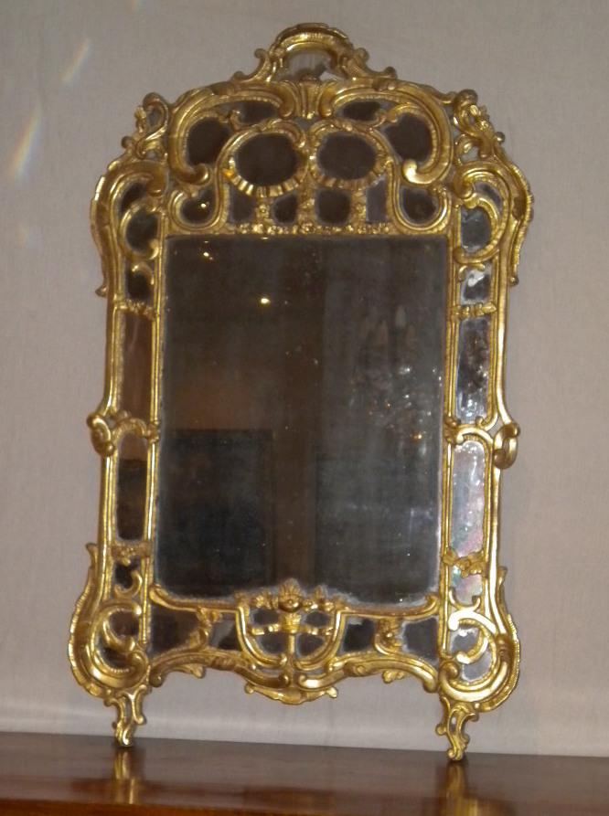Provençal Mirror Eighteenth