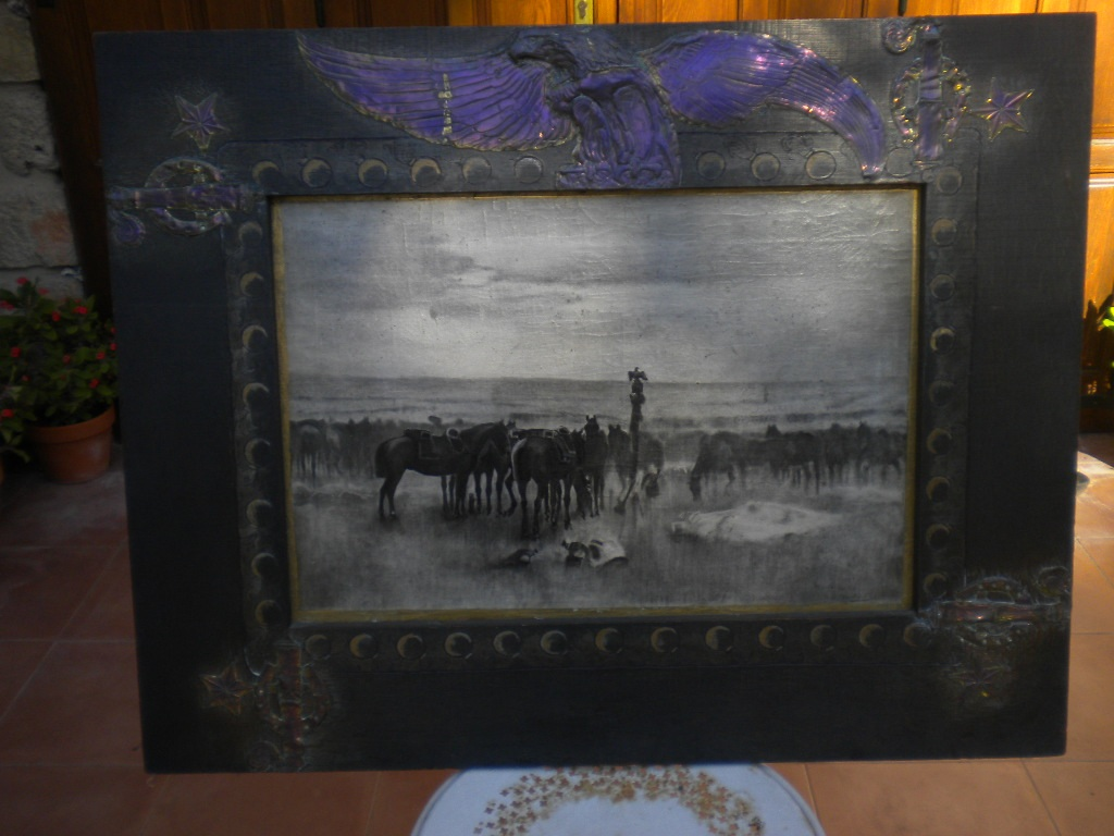 Tableau souvenir Napoleonien-photo-4