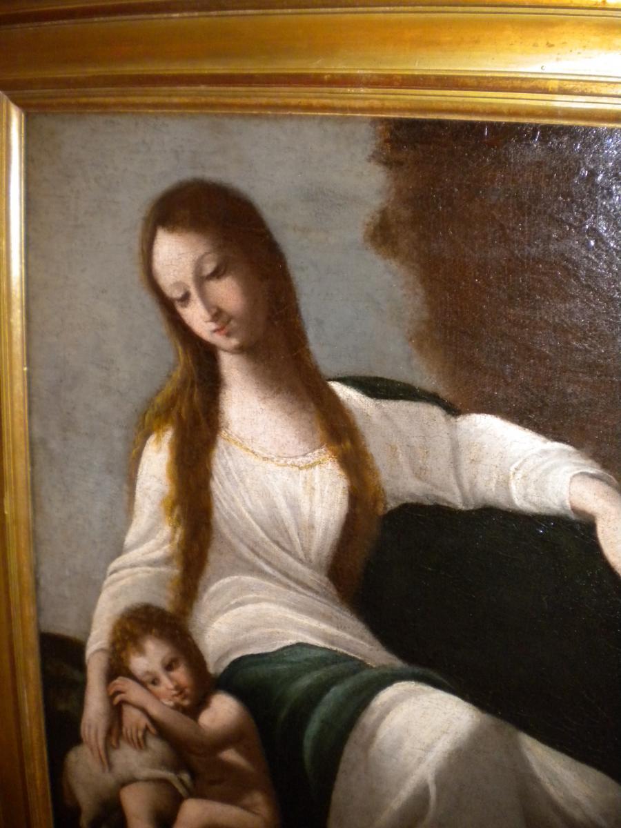 Jeune femme et son fils-photo-2