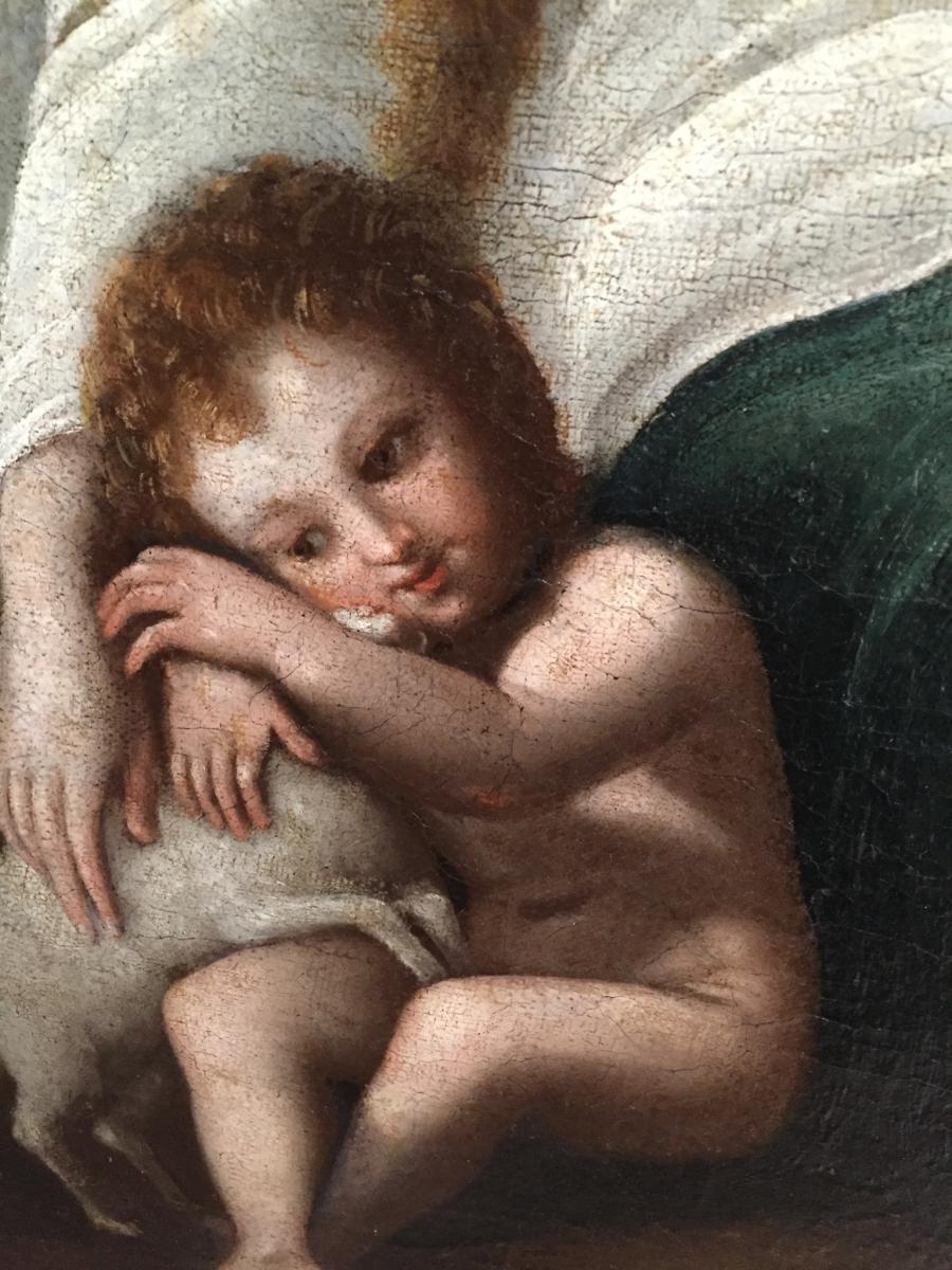 Jeune femme et son fils-photo-4