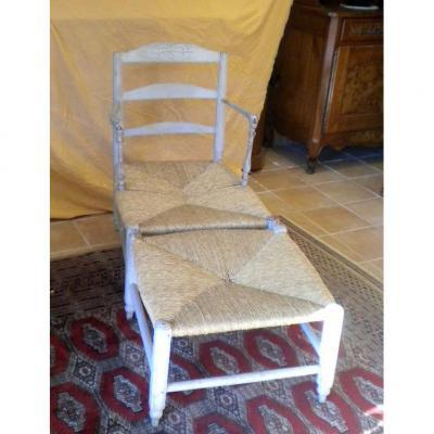 Chaise Longue Provençale